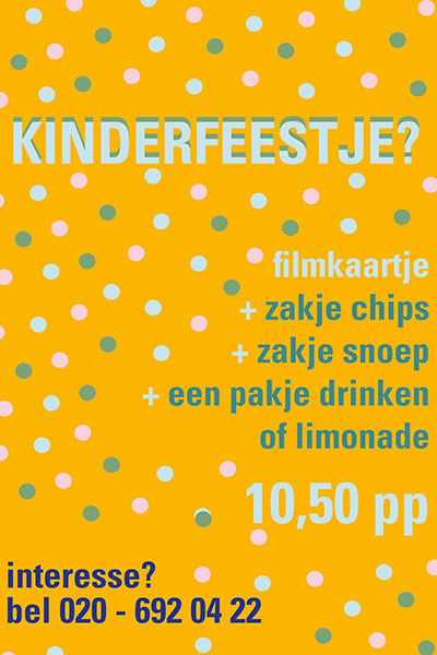Kinderfeest @ Studio-k