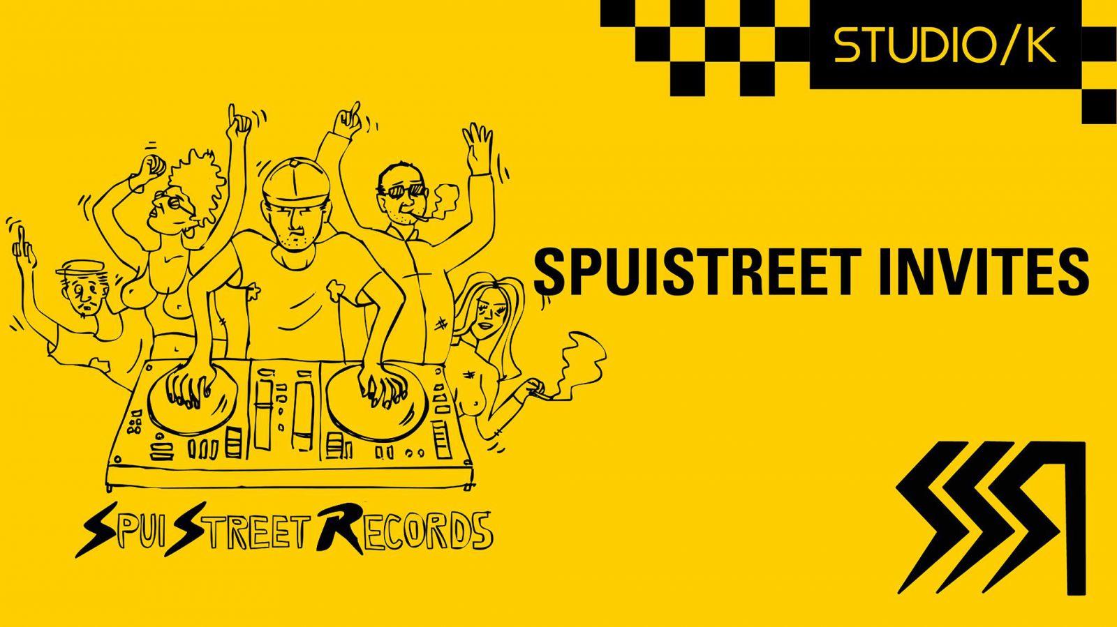 Spuistreet Invites in /K