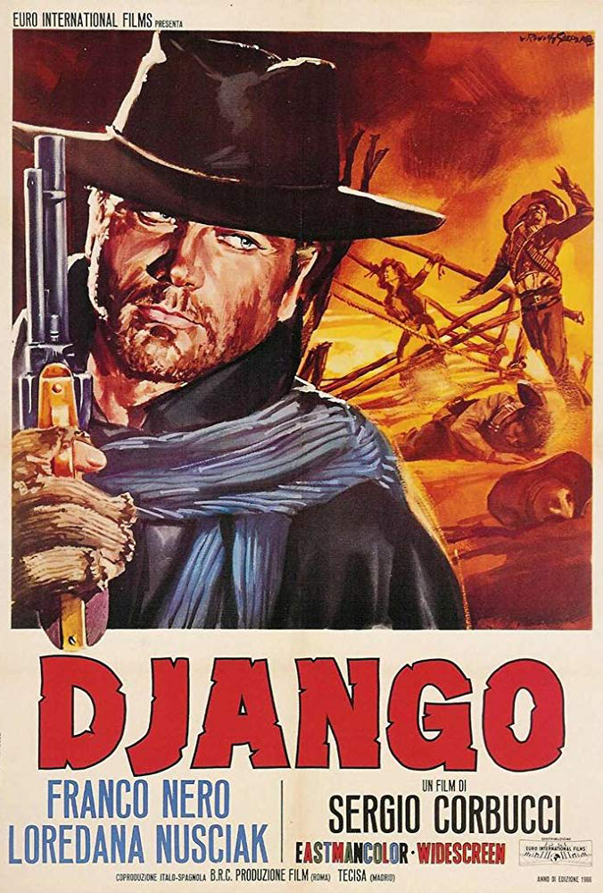 Tarantino Presents in /K: Django (1966)