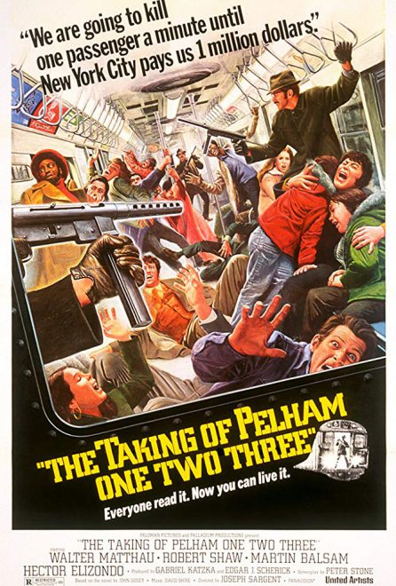 Tarantino Presents in /K: The Taking of Pelham One Two Three