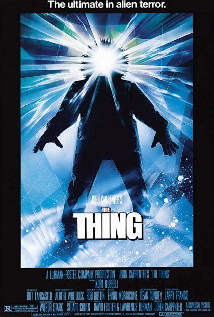 Tarantino Presents in /K: The Thing