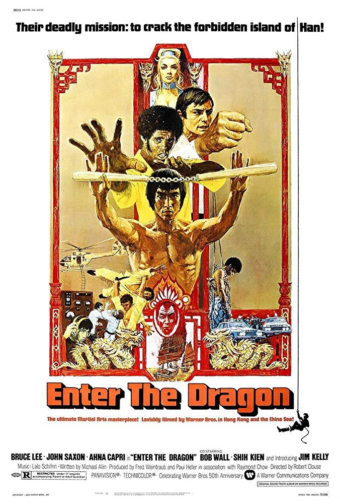 Tarantino Presents in /K: Enter the Dragon