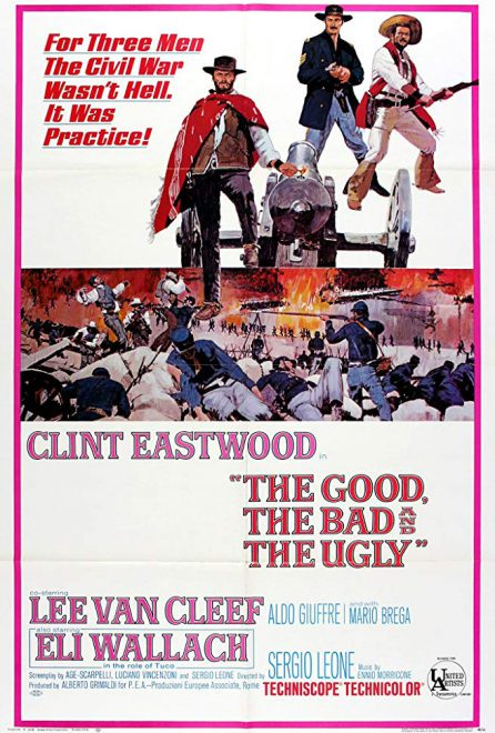 Tarantino Presents in /K: The Good, the Bad and the Ugly