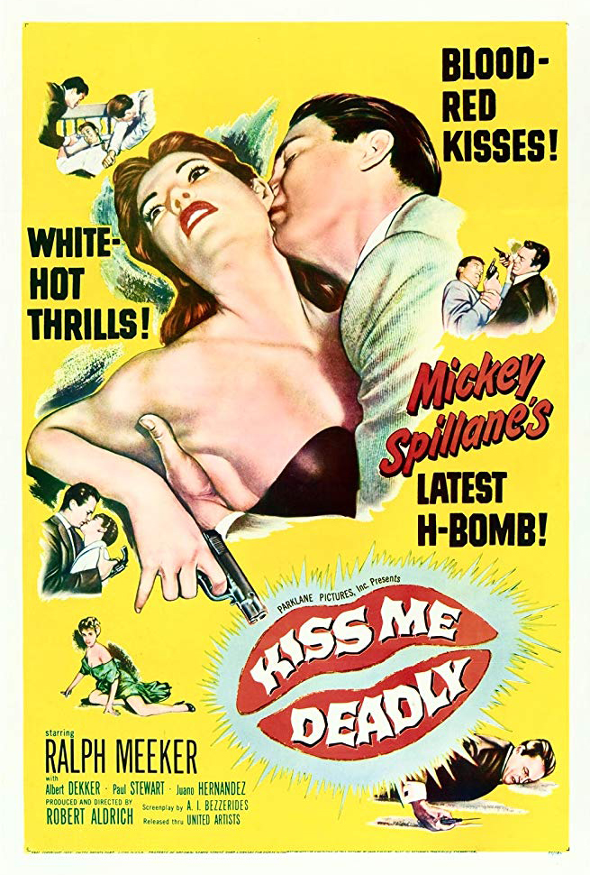Tarantino Presents in /K: Kiss Me Deadly