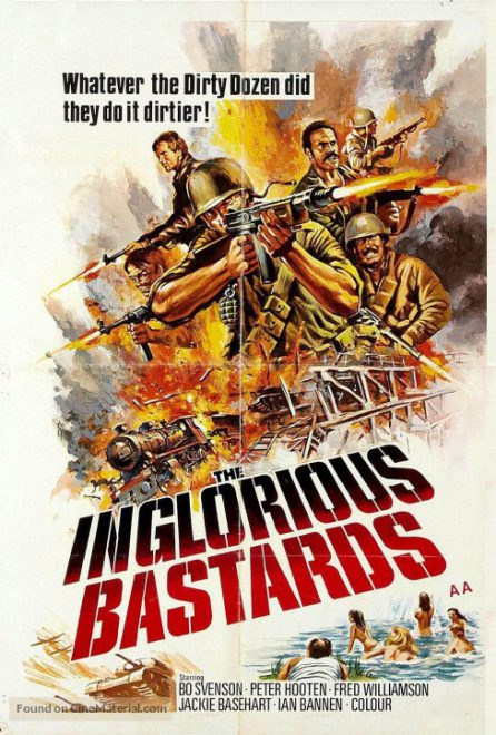 Tarantino Presents in /K: The Inglorious Bastards (1978)