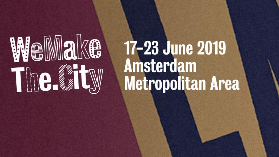 WeMakeThe.City / IDFA presents
