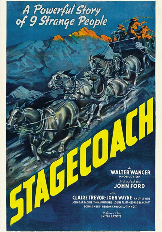 On the Road in /K: Stagecoach