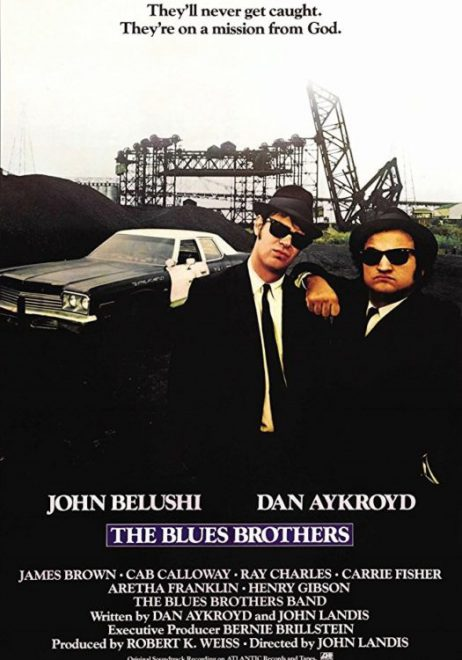 On the Road in /K: The Blues Brothers 35mm