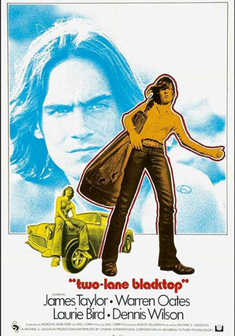 On the Road in /K: Two-Lane Blacktop