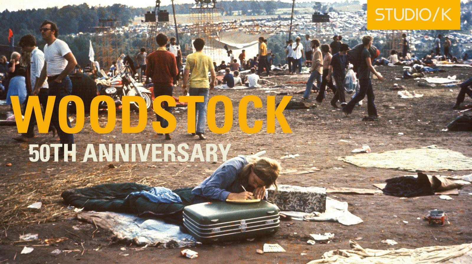 Woodstock 50th Anniversary (1970)