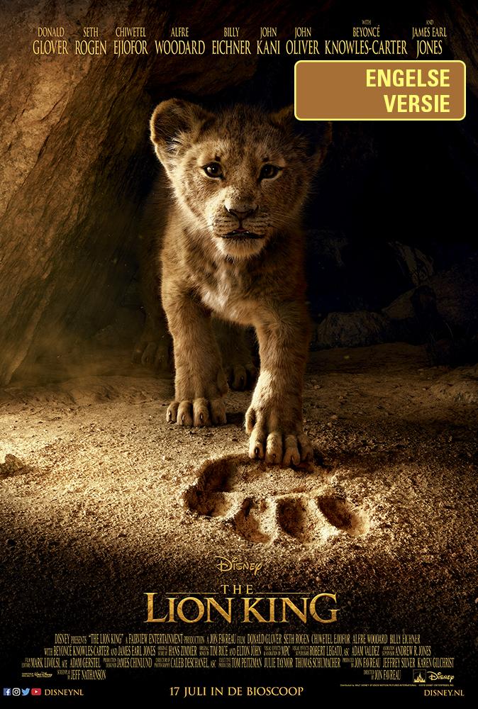 The Lion King 2019 (2DOV)