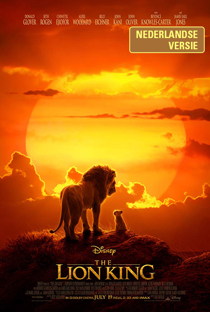 The Lion King 2019 (2DNL)