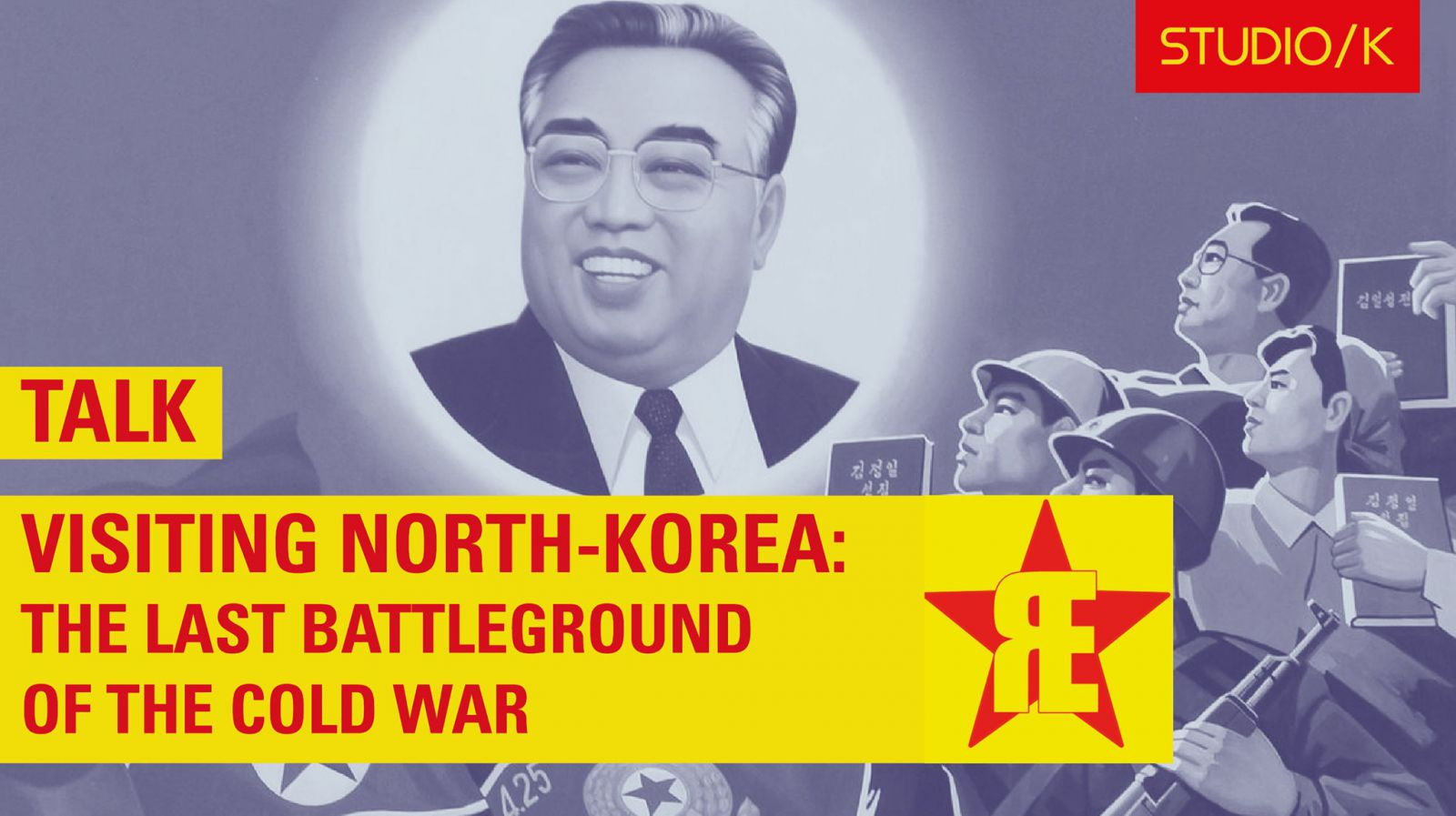 Visiting North-Korea: The last battleground of the cold war