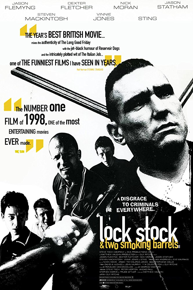 Lock, Stock and Two Smoking Barrels [35 mm]