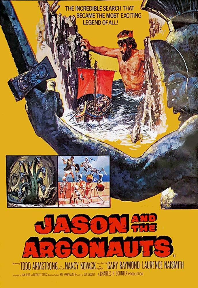 Filmfestival van Goden en Mensen: Jason and the Argonauts