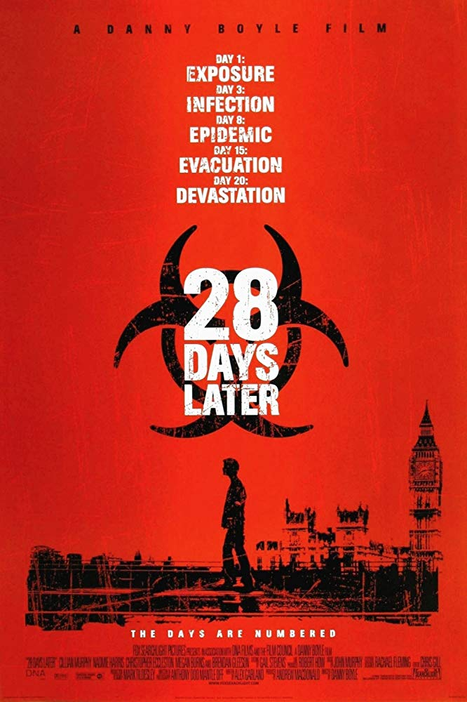 Revive the Kadavers in /K: 28 Days Later…