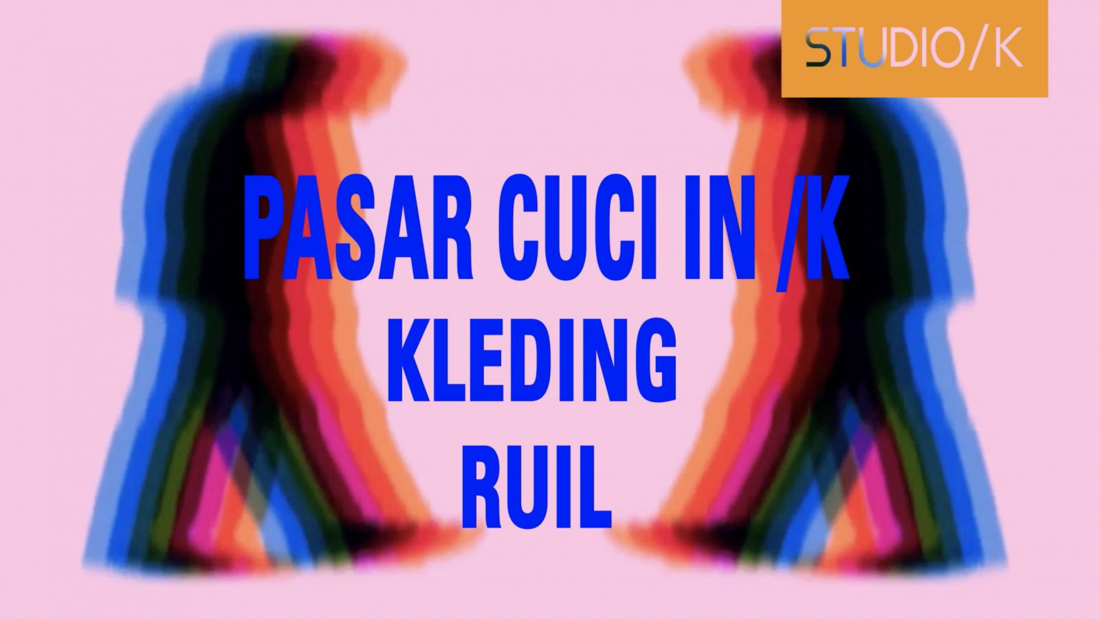 Kledingruilbeurs Pasar Cuci in /K