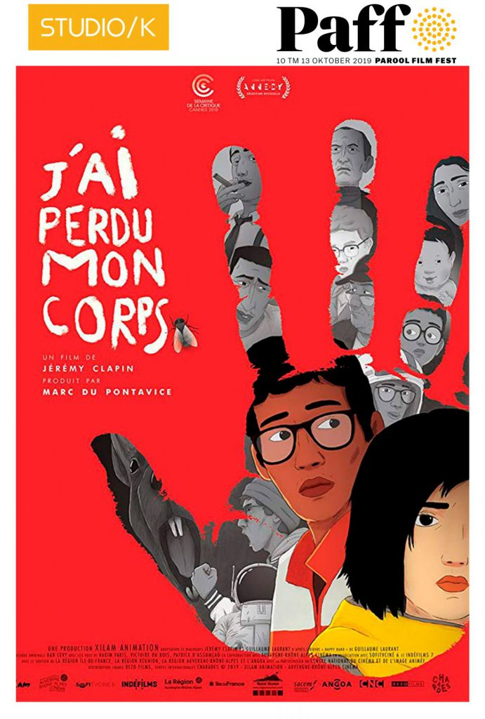 PAFF 2019: J'ai Perdu Mon Corps