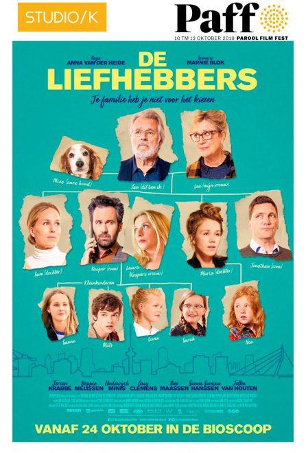 PAFF 2019: De Liefhebbers