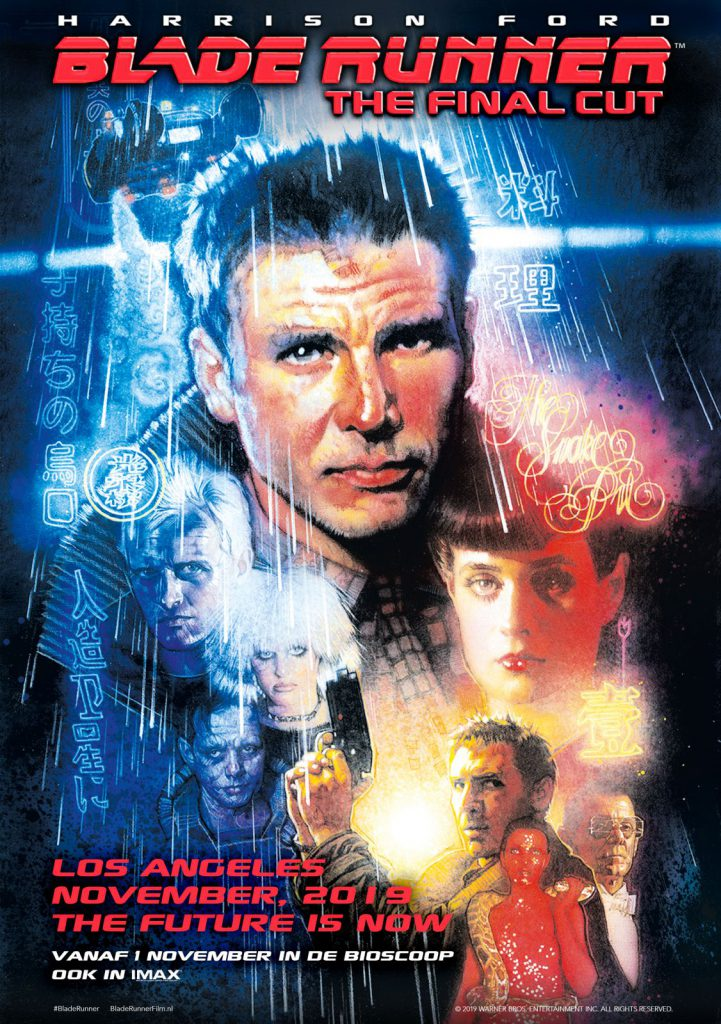 Blade Runner (The Final Cut) – The Future is Now