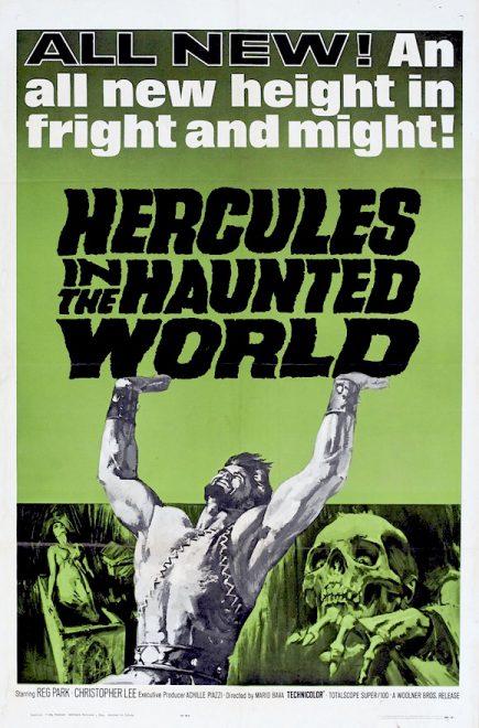 Filmfestival Goden en Mensen: Hercules in the Haunted World