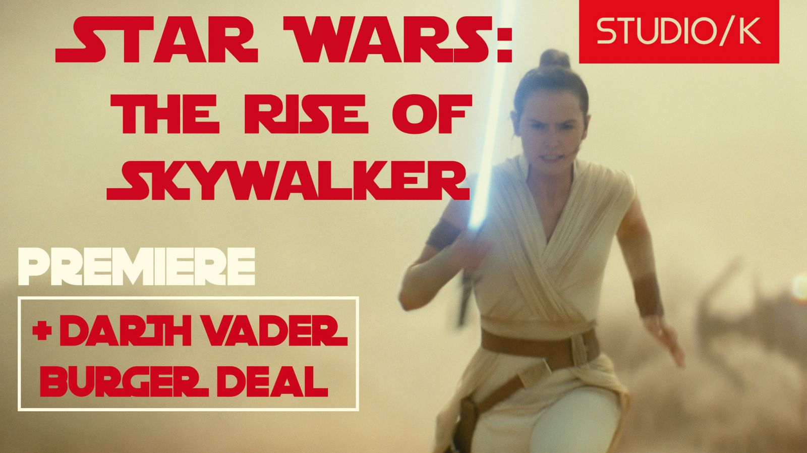 Première // Star Wars: The Rise of Skywalker