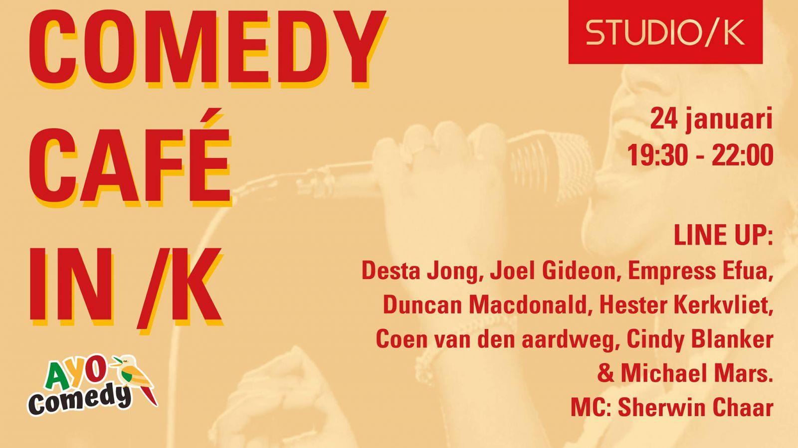Comedy Café in /K