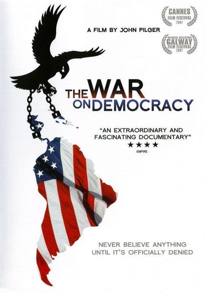 Screening + Q&A: The War On Democracy In Latin America