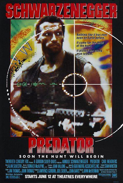 Monster Mania in /K: Predator [35mm] (1987)