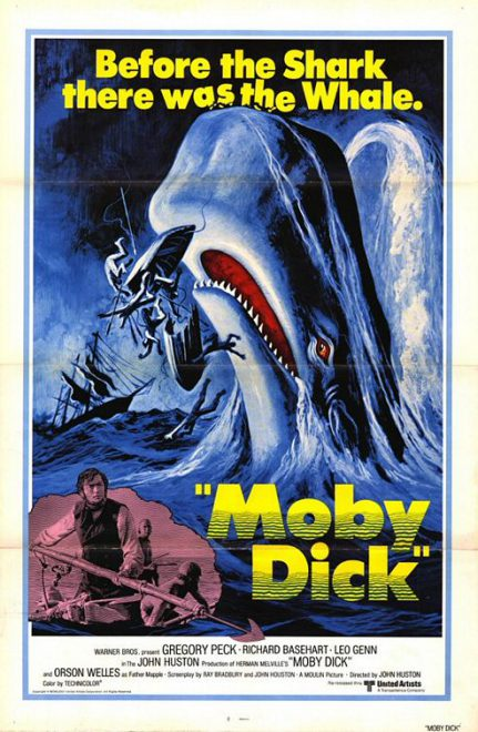 Monster Mania in /K: Moby Dick (1956)