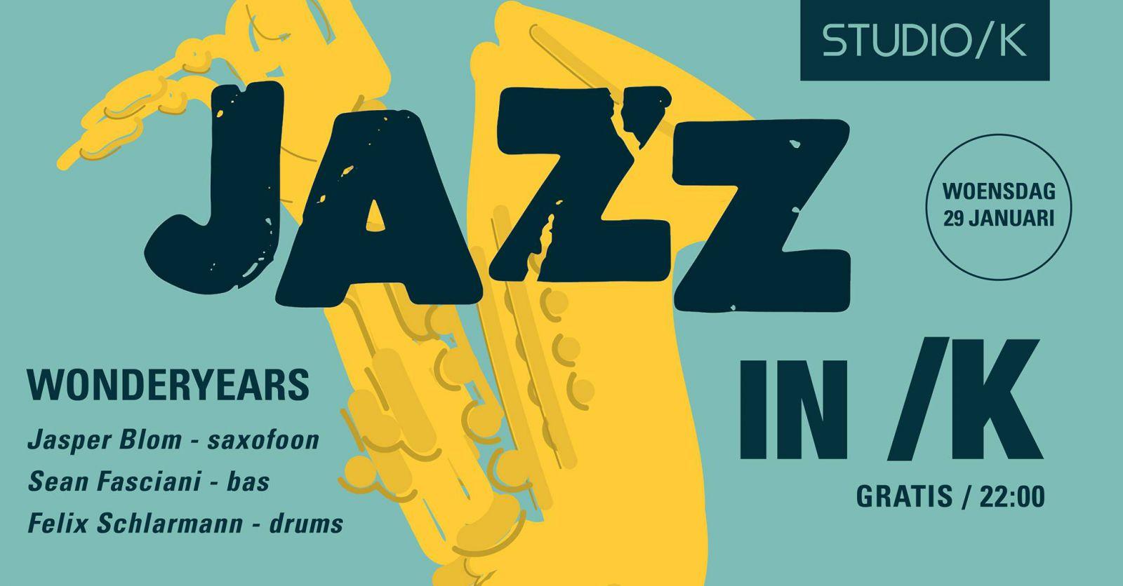 Jazz in /K: WonderYears