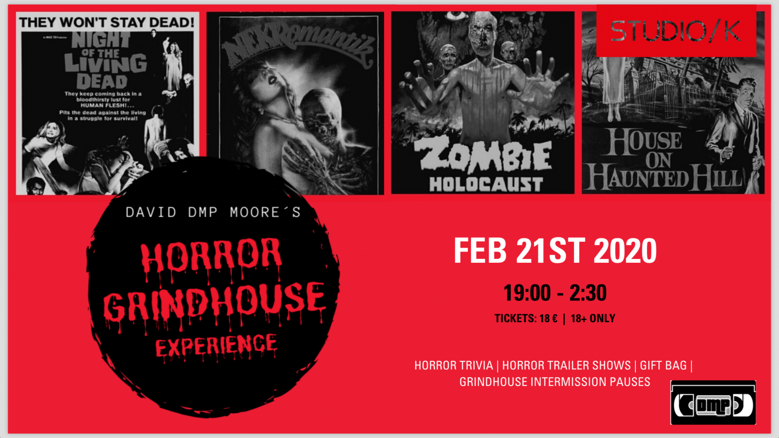 Classic Horror Cinema Marathon
