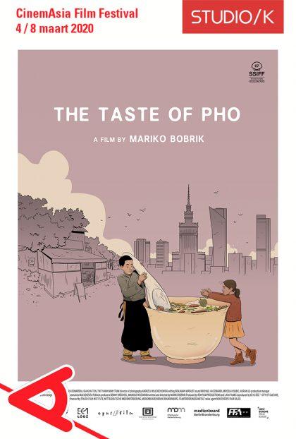 The Taste of Pho + Intro | CinemAsia 2020