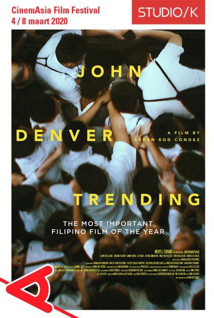 John Denver Trending + Q&A | CinemAsia 2020