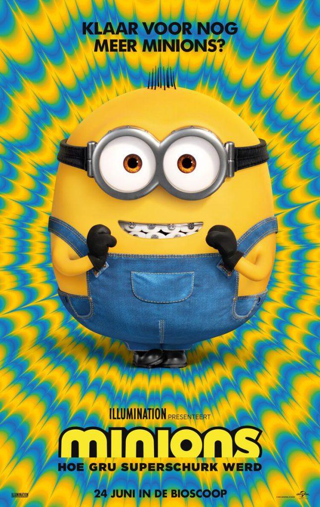Minions: Hoe Gru superschurk werd