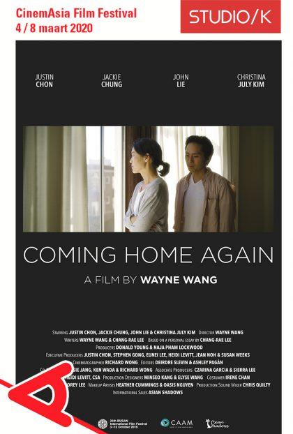 Coming Home Again + Intro | CinemAsia 2020