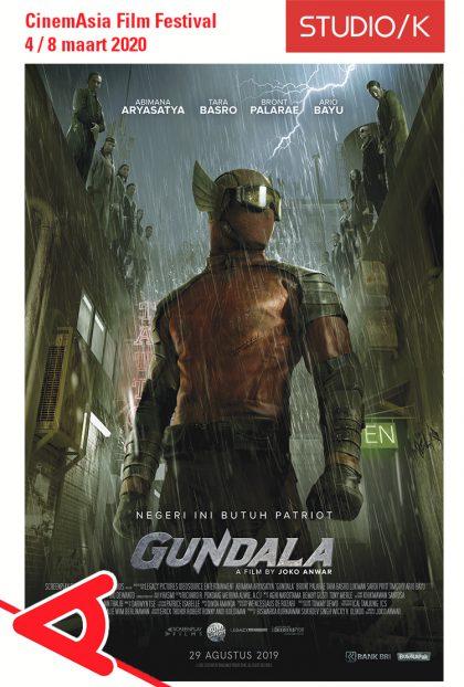 Gundala | CinemAsia 2020