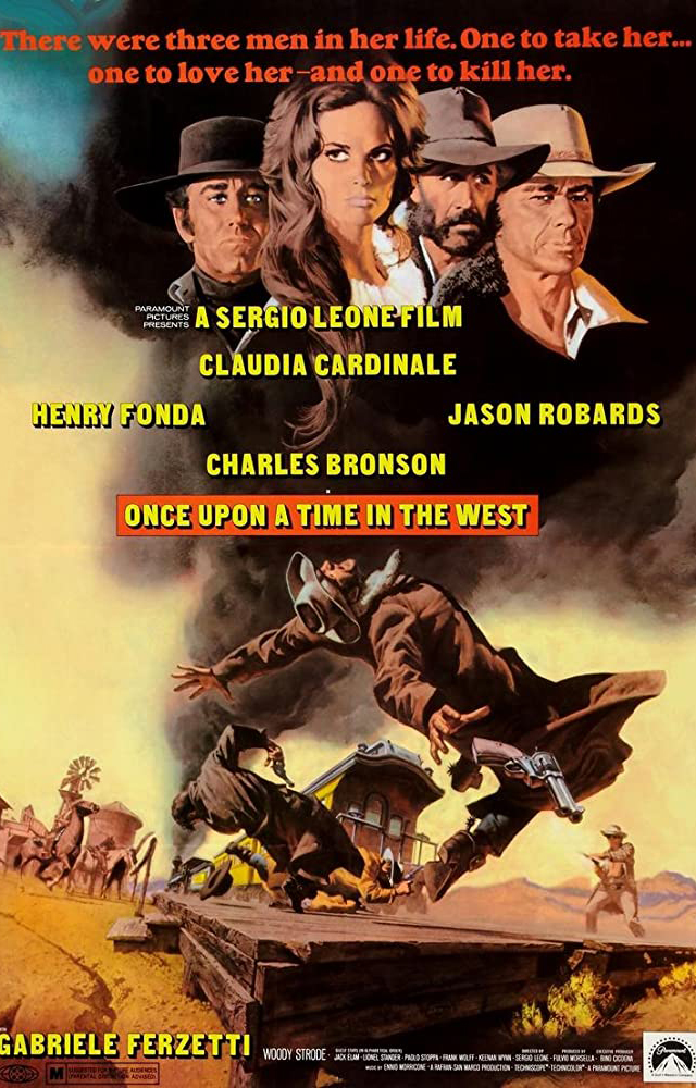 For the Love of Cinema | Once Upon a Time in the West