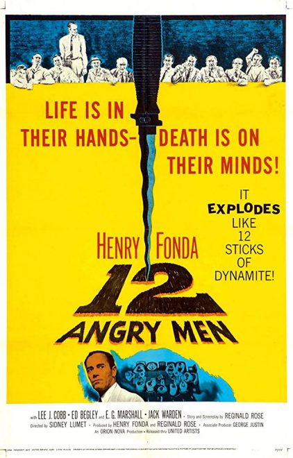 For the Love of Cinema | 12 Angry Men