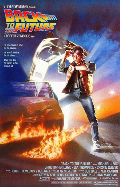 Back to the Future (1985) – 35th anniversary