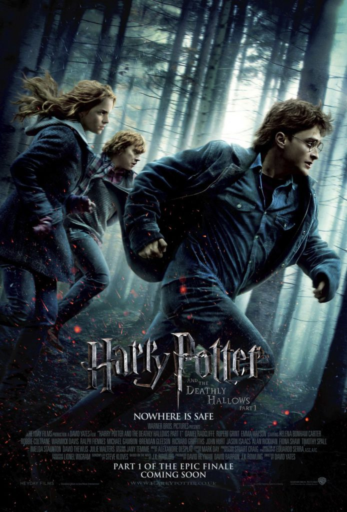 Harry Potter and the Deathly Hallows – Part I
