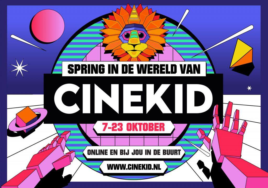 Cinekid Festival 2020 komt naar /K!
