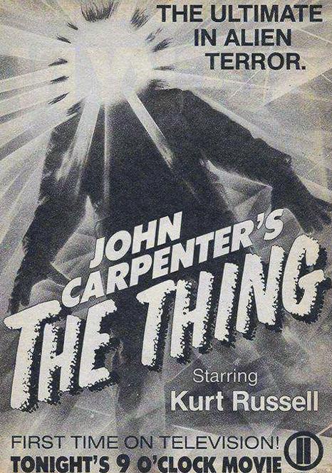 Tribute to John Carpenter: The Thing (1982)