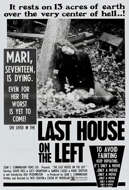 Kadavers in /K: The Reboot | The Last House on the Left (1972)