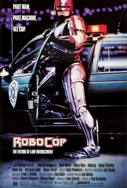 Dystopian Cinema: Robocop (1987)