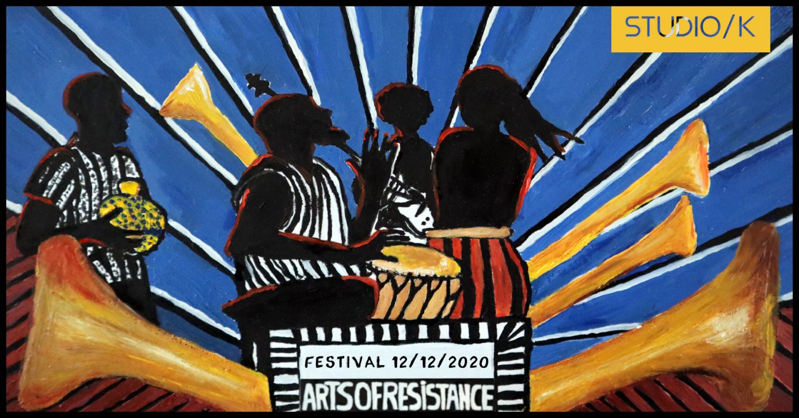Arts of Resistance / Festival Reclaiming the City