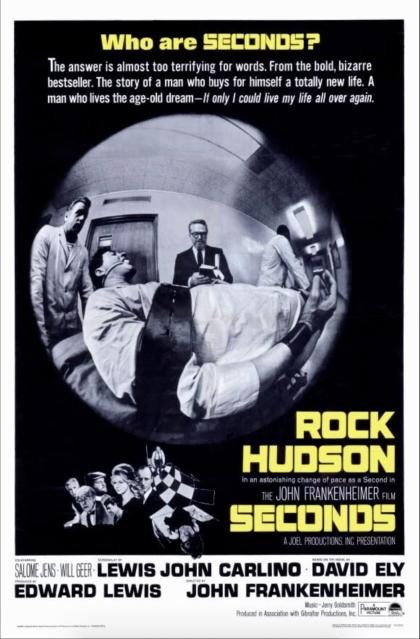 Dystopian Cinema: Seconds (1966)