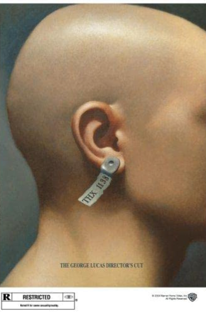 Dystopian Cinema: THX 1138 (1971) [35MM]