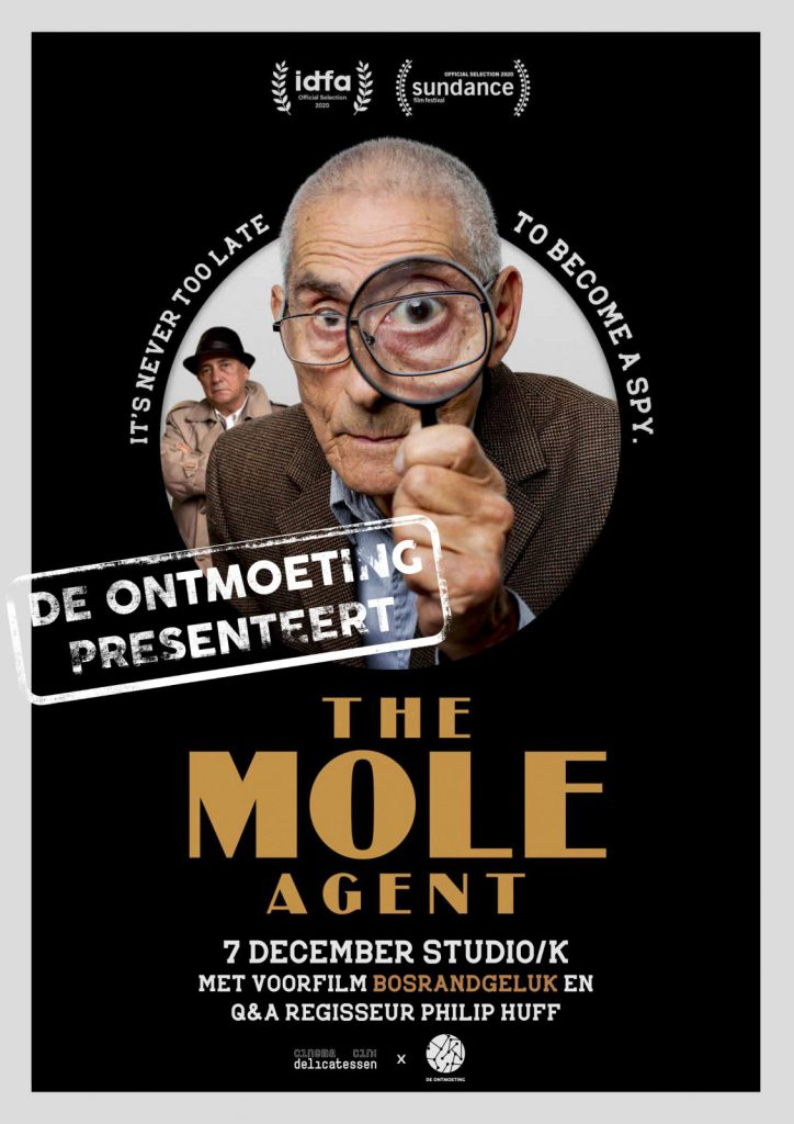 De Ontmoeting Presenteert: The Mole Agent