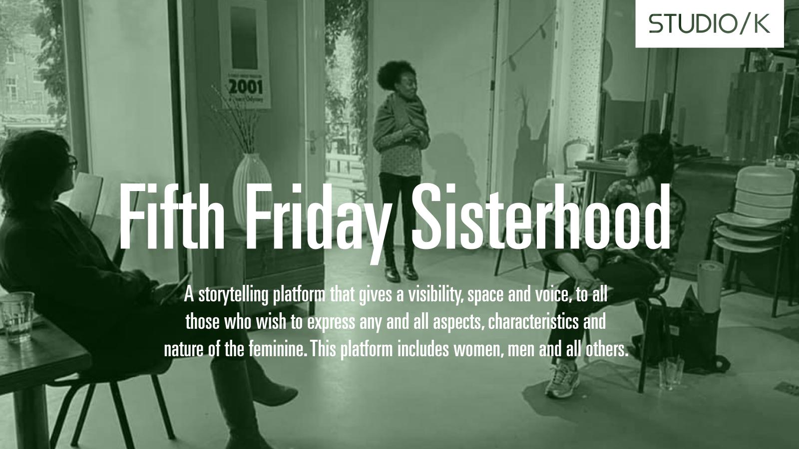 Fifth Friday Sisterhood